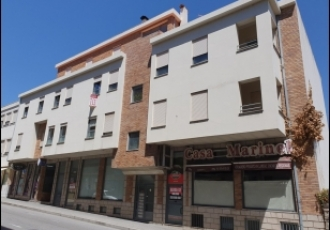 Apartamento T2 como novo na Avenida principal da cidade de Lamego