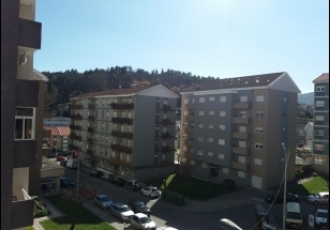 Apartamento T3 usado, no centro da cidade de Lamego