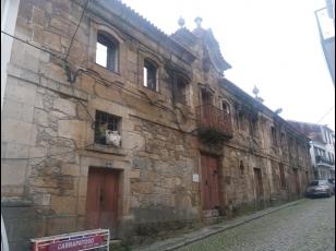 Casa Brasonada para recuperar